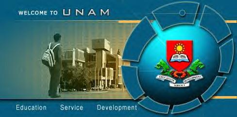 University Of Namibia Online Portal